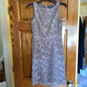 NWT purple occasion dress